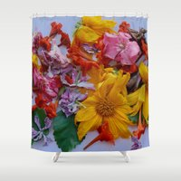 cuba Shower Curtains featuring Remember Cuba by MW. [by Mathius Wilder]