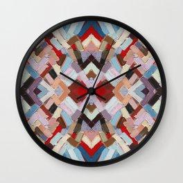 Internodes No. 1 Wall Clock