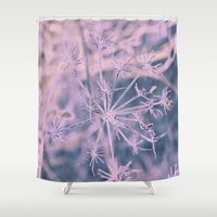 naked Shower Curtains featuring Bare Naked by J's Corner