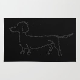 Doxie 2 Rug
