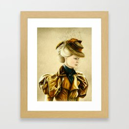 Edith Cushing Framed Art Print