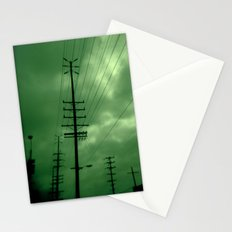 Urban Lines Stationery Cards