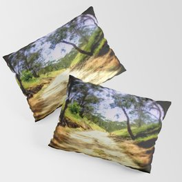 Cheviot Tunnel Pillow Sham