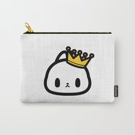 Bunni King Carry-All Pouch