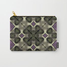 Victorian Art Deco Medieval Pattern SB41 Carry-All Pouch