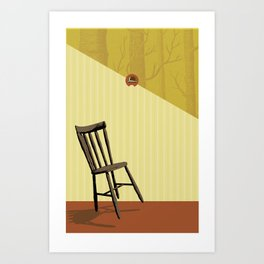 Accident Waiting to Happen Art Print