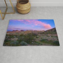 Sunset II - Lake_Mead_National_Recreational_Area, Nevada Rug