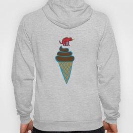 Ice cream cone Hoody