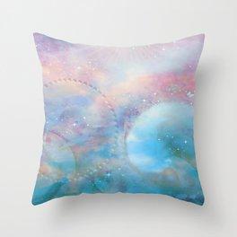 HEAVENS PLAYGROUND Throw Pillow