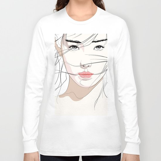 Under The Mask Long Sleeve T-shirt