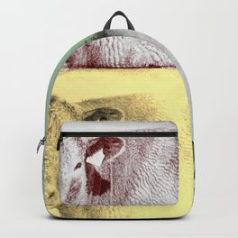 Here's Looking at Moo Backpack