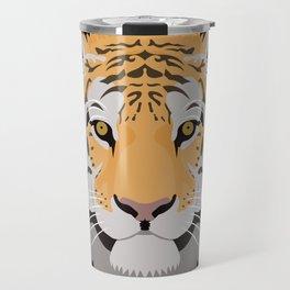 The Wild Ones: Siberian Tiger Travel Mug