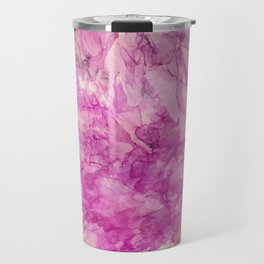 Pink Hues Travel Mug