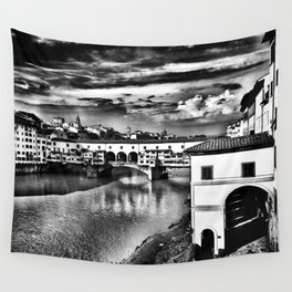 Ponte Vecchio, Florence, Italy Wall Tapestry
