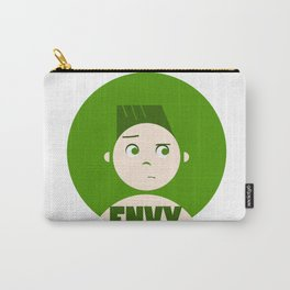 Envy - 7 deadly cartoon sins  Carry-All Pouch