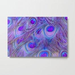 Lavender Crush Metal Print