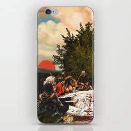 The gathering iPhone Skin