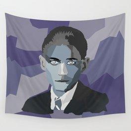 Franz Kafka Wall Tapestry