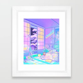 Dream Attack Framed Art Print