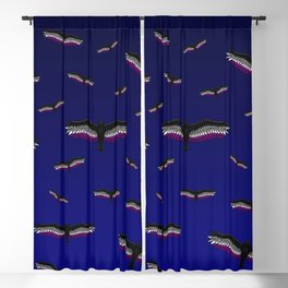 Fly With Pride, Raven Series - Asexual Blackout Curtain