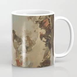 Allegory of the Planets and the Continents by Giovanni Battista Tiepolo Coffee Mug
