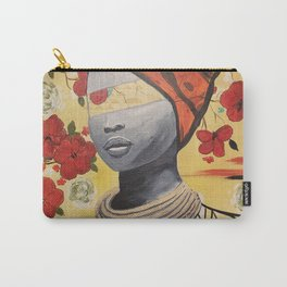 """Color Blind Series """"Uadilifu"""" Carry-All Pouch"""