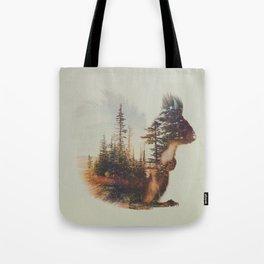 Norwegian Woods: The Squirrel Tote Bag