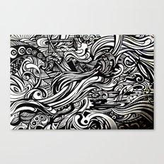 REM 4 Canvas Print