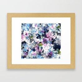 Water Meadow Framed Art Print
