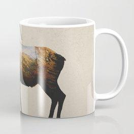 The Rocky Mountain Elk Coffee Mug