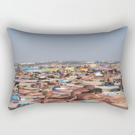 Beach Time 2! Rectangular Pillow