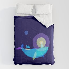 Whale's Tales Comforters