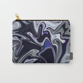 Mixed dark abstract Carry-All Pouch