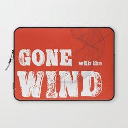 Windy Days Laptop Sleeve