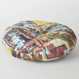 Terrapin Station Floor Pillow