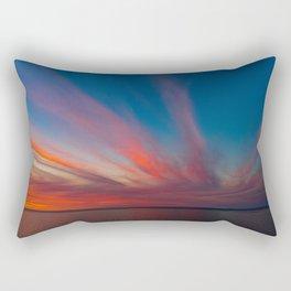 Baja Sunset Rectangular Pillow
