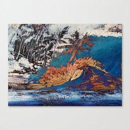 Sumatra Dreaming Canvas Print
