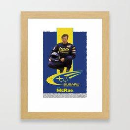 Sporting Legends - 4/7 Framed Art Print