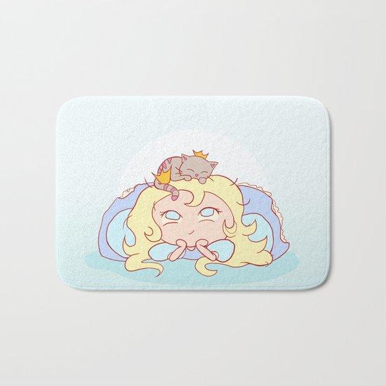 Lil' Princess Best Friends Bath Mat