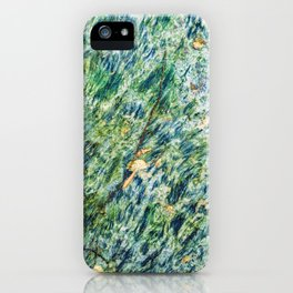 Ocean Life Abstract iPhone Case
