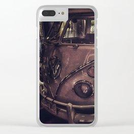 Rare Gem Clear iPhone Case
