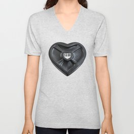 Lift With Your Heart Unisex V-Neck