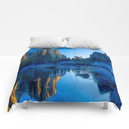 Bold Reflection Comforters