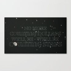 OneRepublic ; Counting Stars Canvas Print