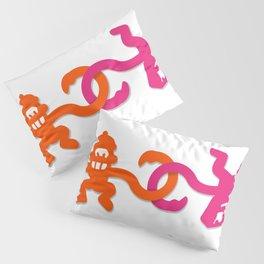 Monkey Business Pillow Sham