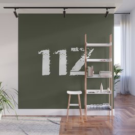 11Z Infantry MOS Wall Mural