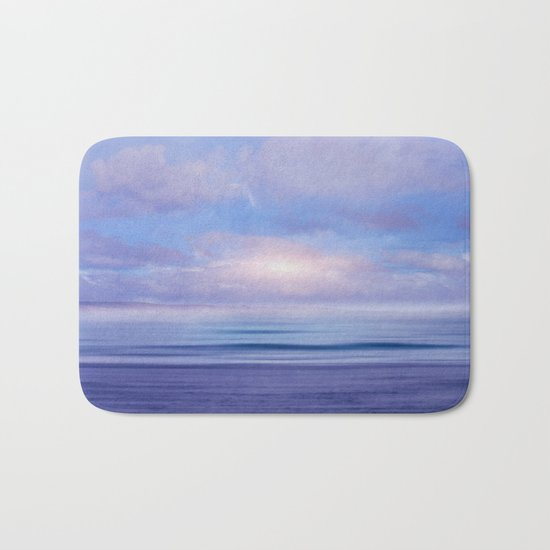 The Sea is Calm 02 Bath Mat