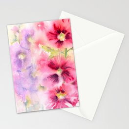 Pretty Maids All in a Row Stationery Cards