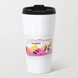 Sailor Moon Brand Tampons Travel Mug