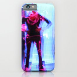 Take Me As I Am iPhone Case